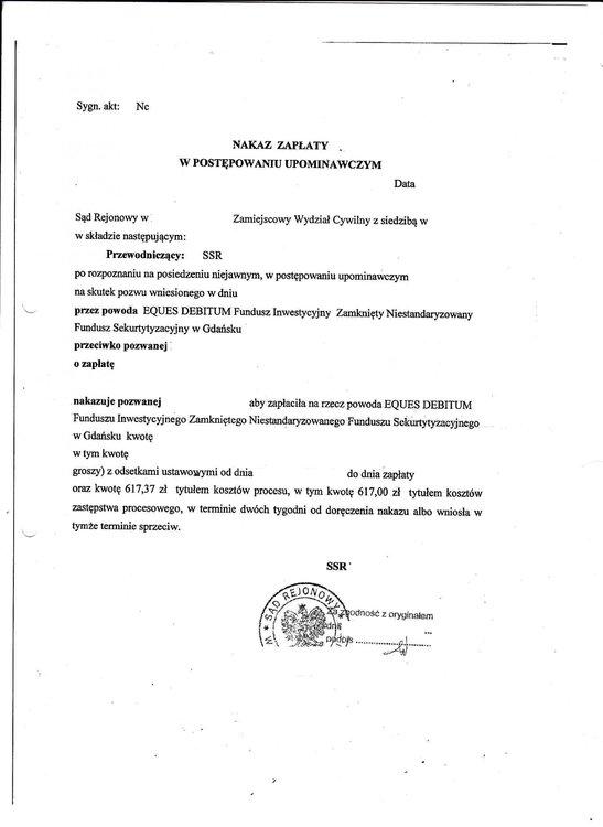 sprzeciw od nakazu zapłaty Eques Debitum 2.jpg